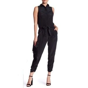 Parker Medium Jess Jumpsuit Black